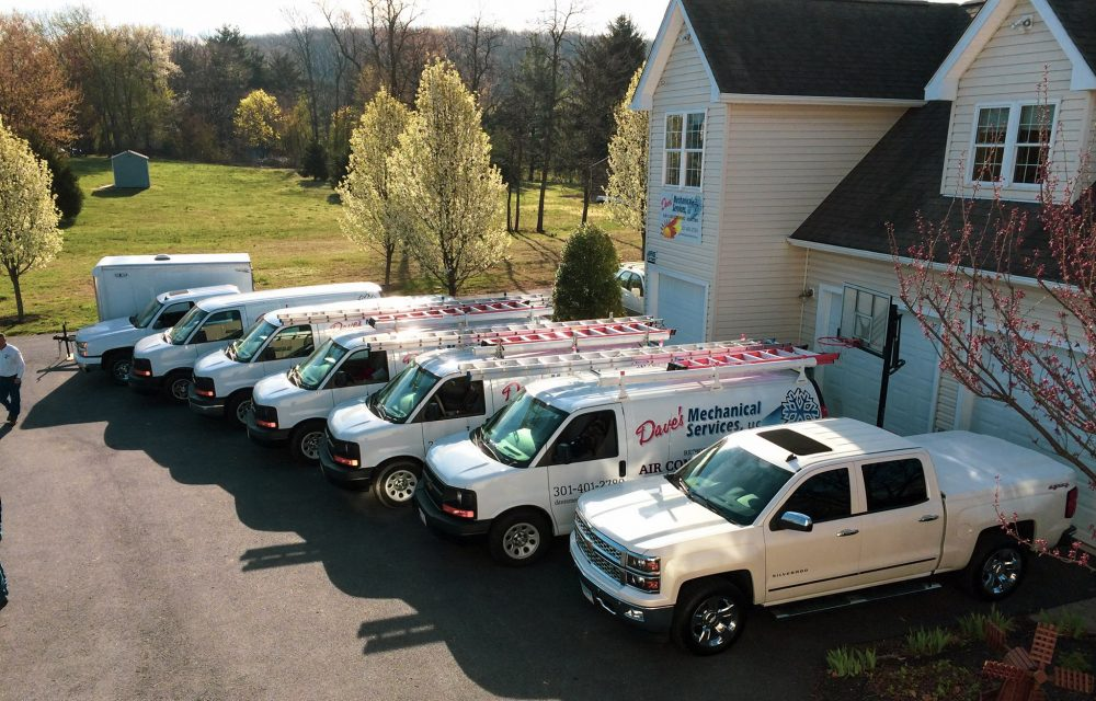 Mount Airy HVAC Services